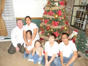 Christmas Pic 2012