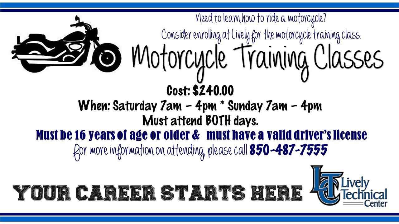 Motor Cycle Class